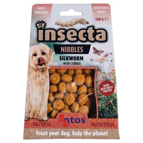 Insecta Nibbles - Silkworm