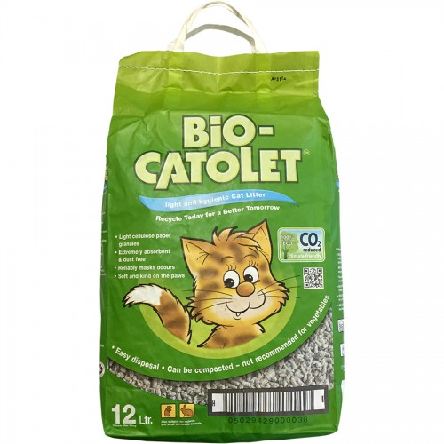 Bio-Catolet Cat Litter