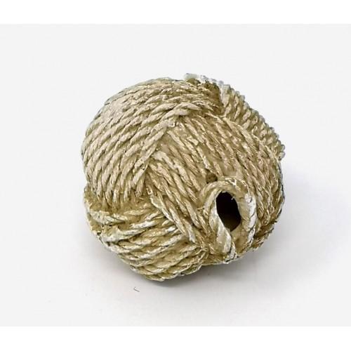Rope Ball - resin