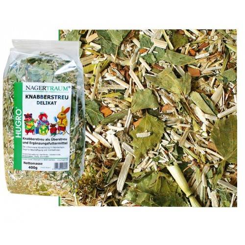 Foraging Mix - with nesting material