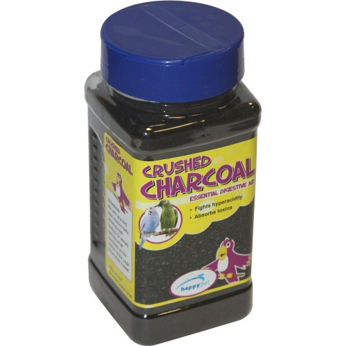 Charcoal - Crushed