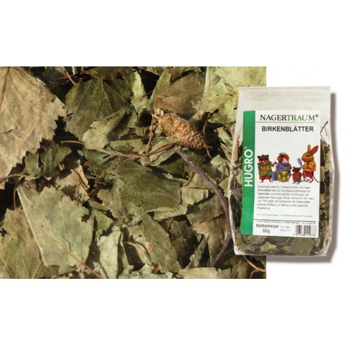 Birch Leaves - pre packed