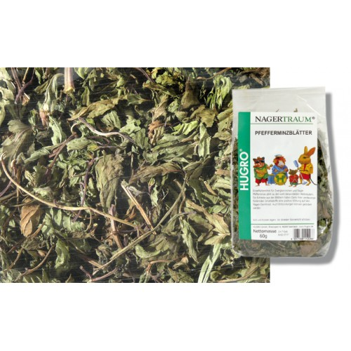 Peppermint Leaves -pre pack