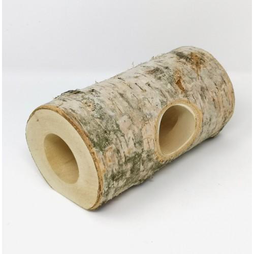 Silver Birch Log -  Zugspitz Tube