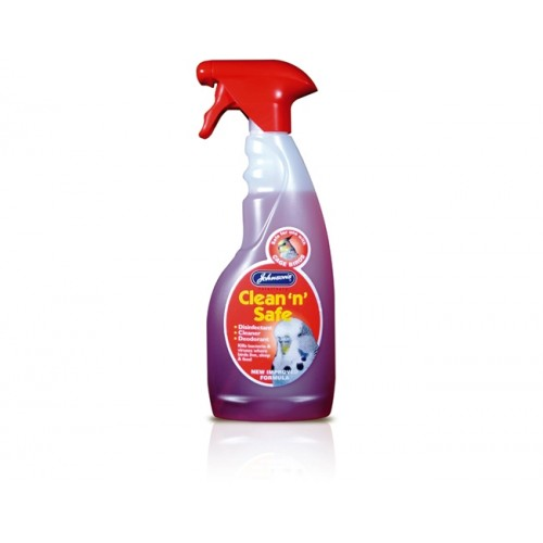 Johnsons Clean and Safe Spray for Birds