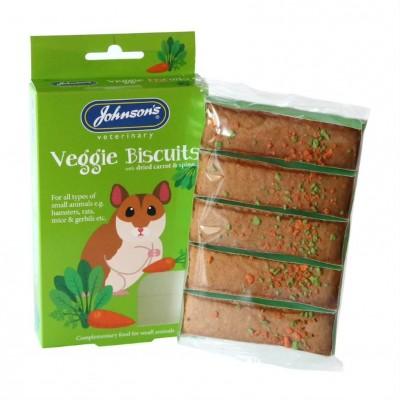 Egg Biscuits Veggie -  Johnsons