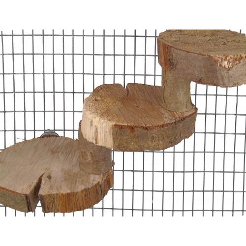 Wooden Tri-Step
