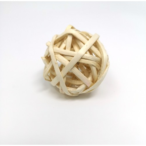 Woven Ball - bamboo