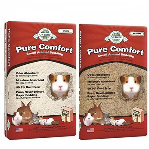 Pure Comfort Paper Bedding