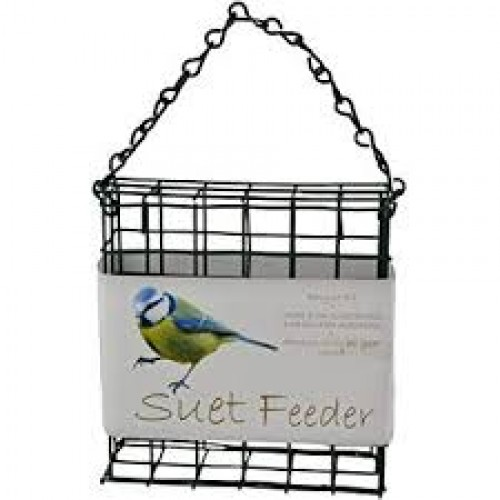 Suet - Fat Square Feeder
