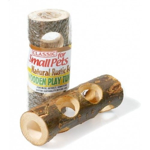 Wooden Play Tube - Classic