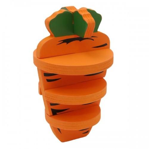 3D Carrot Chew