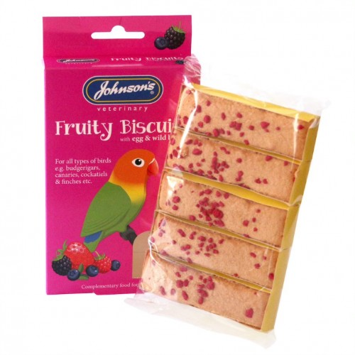 Egg Biscuits Fruity -  Johnsons