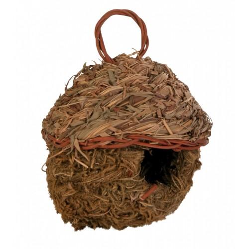 Grass and Moss Nest