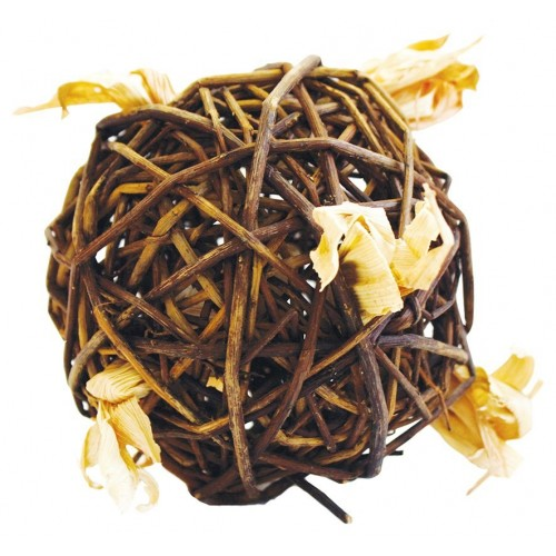 Willow and Corn Leaf Ball