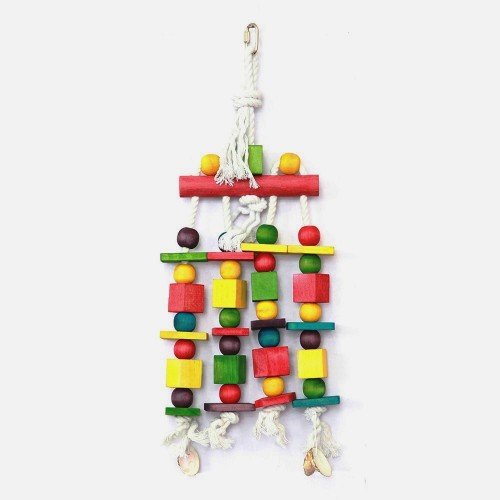 Wooden Blocks n Beads